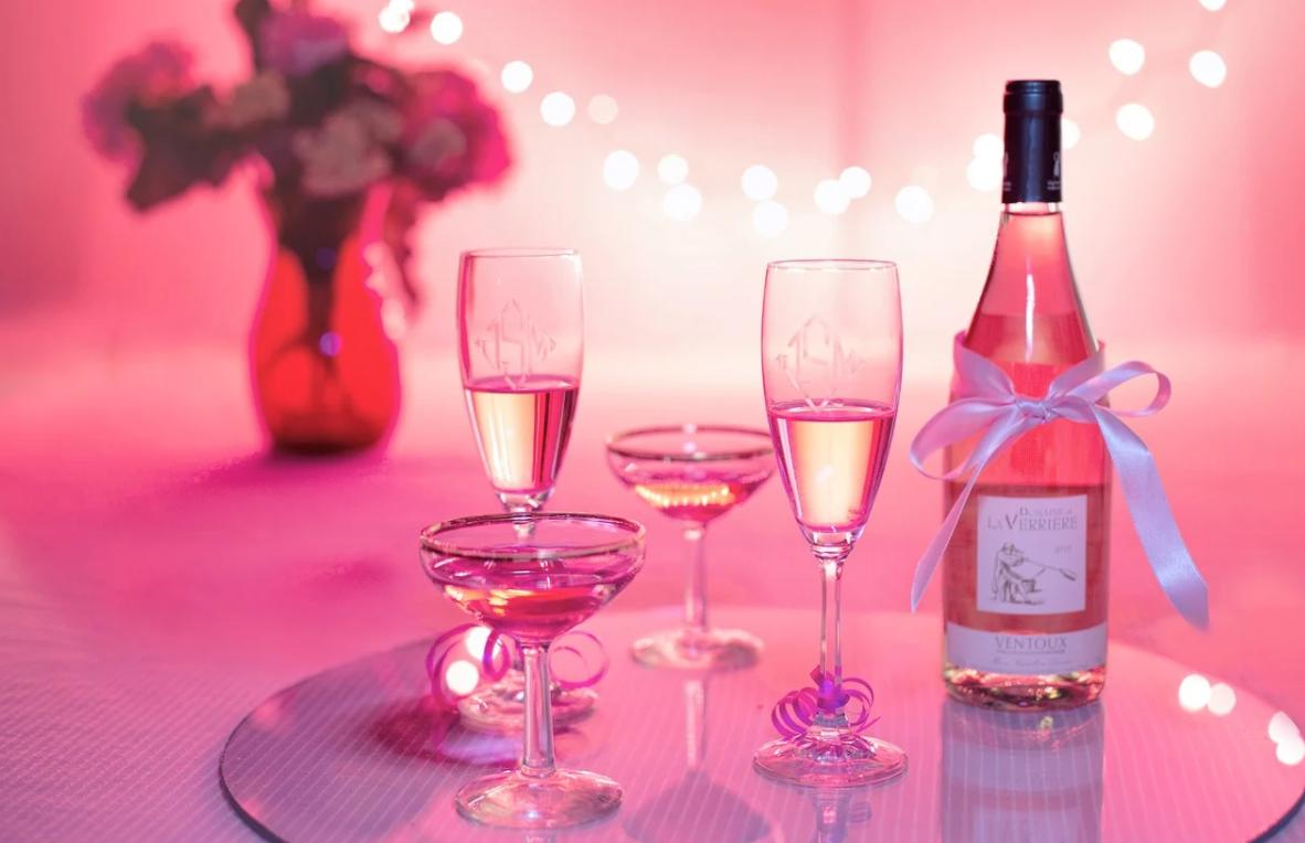 chutné šampaňské