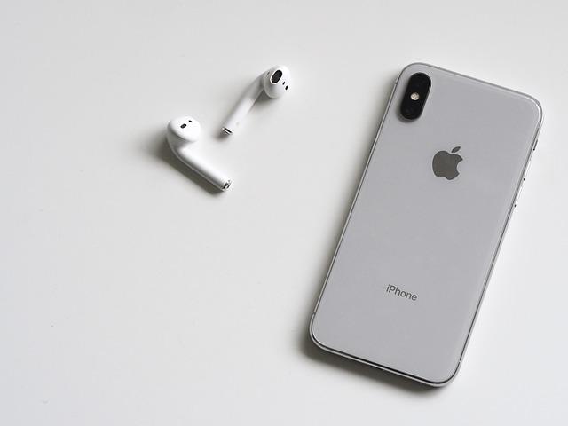 iphone a sluchátka