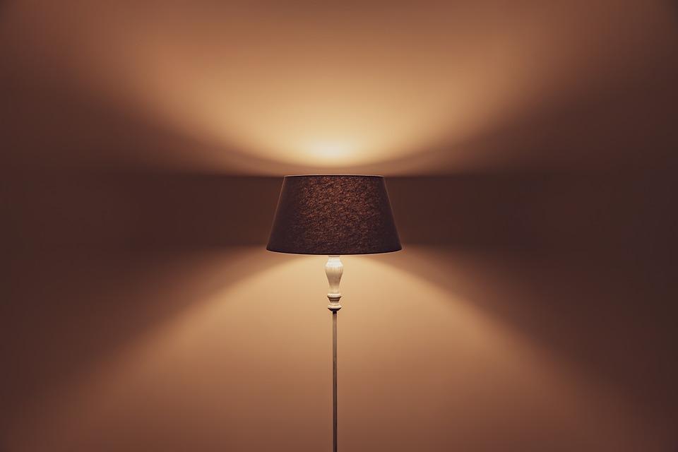 rozvícené světlo